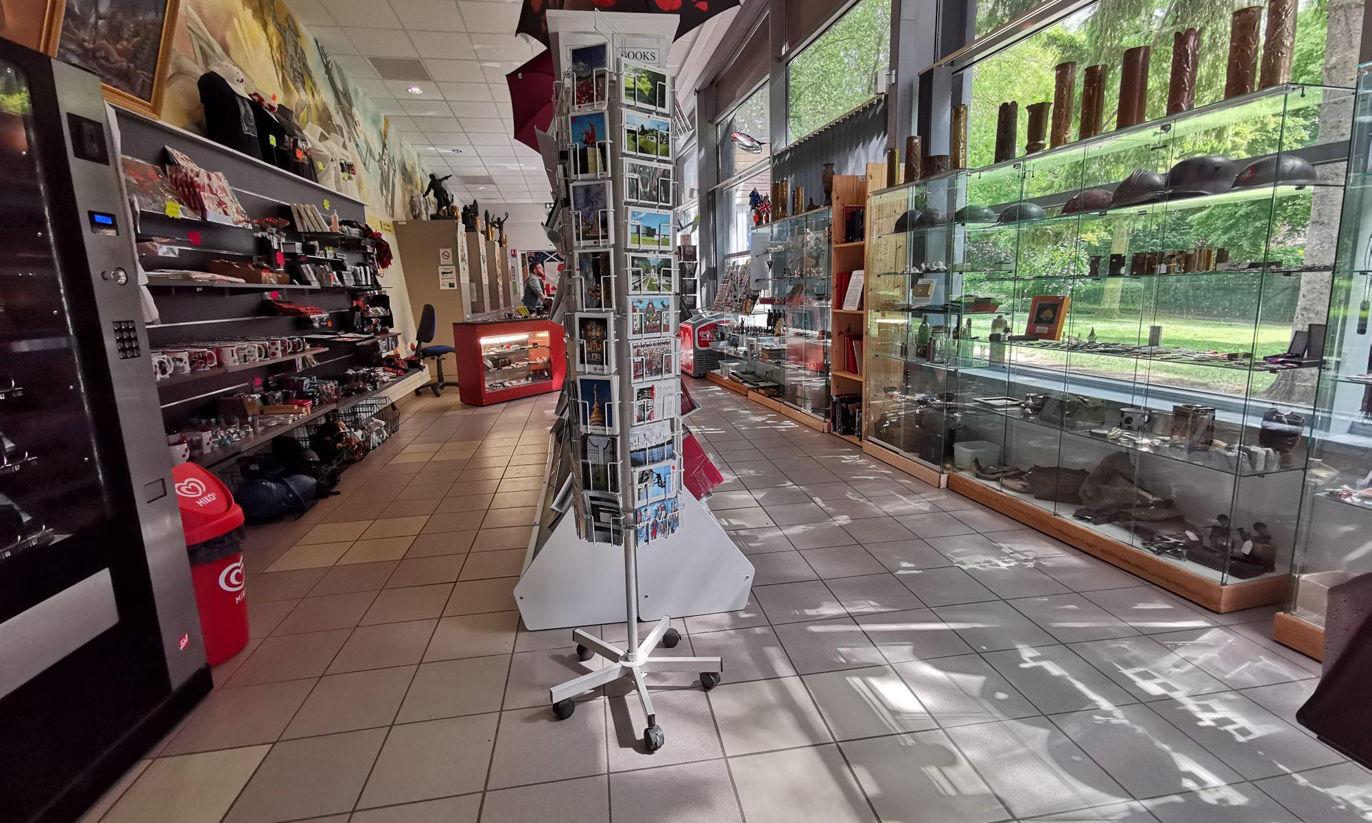 La boutique souvenir